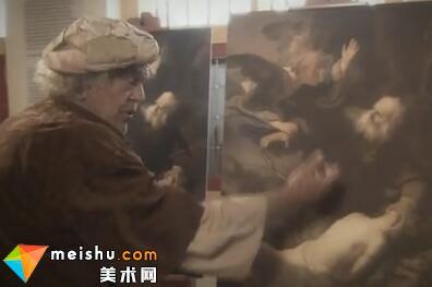 光影大师伦勃朗-艺术画廊