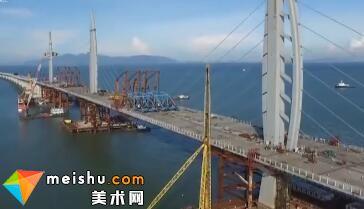 港珠澳大桥:跨越天堑的水上蛟龙(建筑)-中国范儿