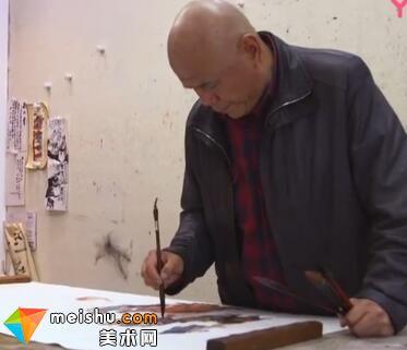 当代中国书画家马海方的艺术人生-艺生