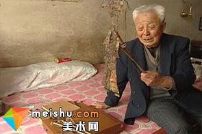 「民俗美术」皮影戏大师梁全民-中华绝技