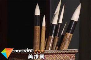「笔墨纸砚」文房四宝系列 湖笔-中华绝技