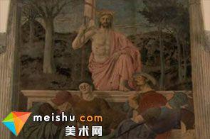 皮耶罗基督复活-杰作揭秘