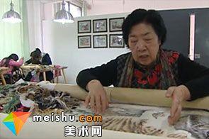 「刺绣」湘绣-中华绝技