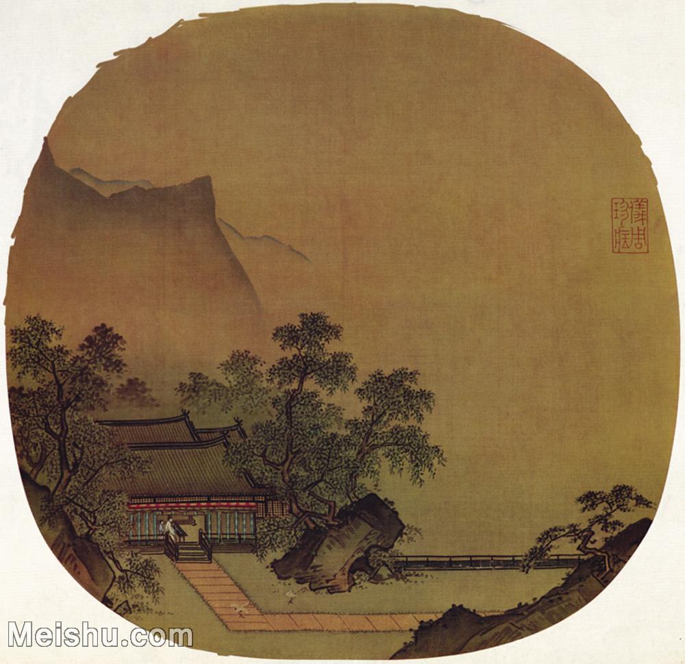 【印刷级】GH6156221古画宋人册页 山水图片-40M-3816X3698.jpg