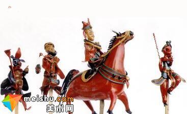 """吹糖人""""气球""""之上的捏塑-中国范儿"""