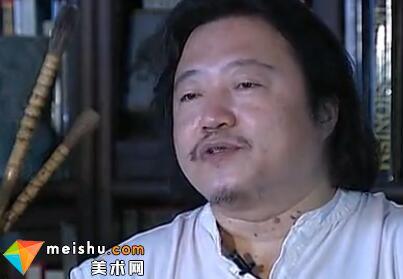 """中国国家画院""""名家风采""""之纪连彬 -名家名品"""
