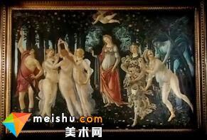 文艺复兴-波提切利的「春」