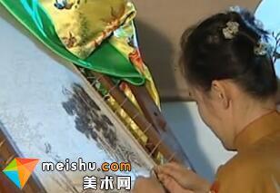 (刺绣)名绣之花-中国工艺珍宝