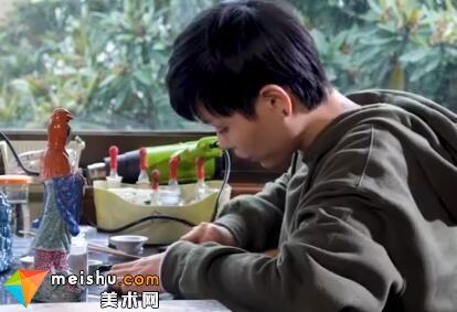 古陶瓷修复师李琳:还原瓷器本来面貌-守艺中国之景德镇篇