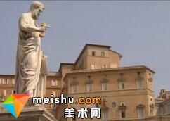 「建筑」世界宫殿与传说-教宗宫(三)