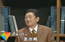 「中国美术欣赏·汇编」中国绘画欣赏-扬州八怪-郑板桥