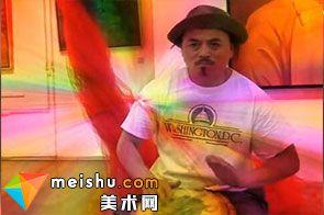 毛泽东主题艺术—798新太阳美术馆展-杨树峰