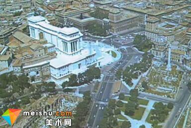 所有论坛之母:图拉真时期罗马的建筑结构-罗马建筑