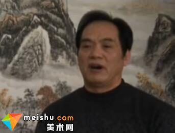 讲述著名画家张清智-中国艺术大家