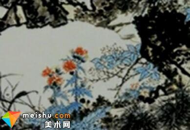 著名画家潘天寿(中)-二十世纪中国文化名人