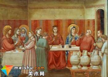 「西方艺术史」乔托和阿雷纳礼拜堂-西方美术史(二)