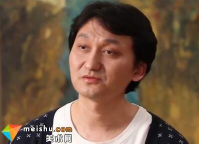 流逝中的永恒 耿牧(油画)-第一收藏2019