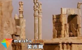 「建筑」世界宫殿与传说-波斯波利斯行宫(二)