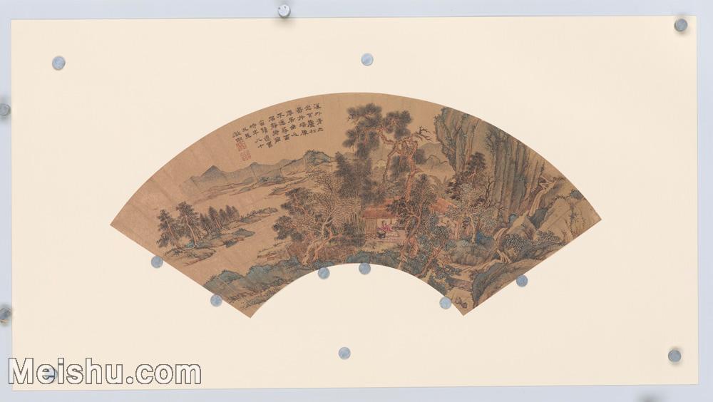 【超顶级】GH6070540古画山水风景明-文征明扇面扇面图片-138M-9253X5216.jpg