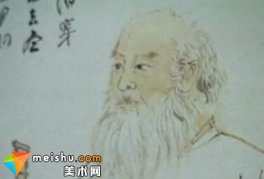 著名画家张大千(下)-二十世纪中国文化名人