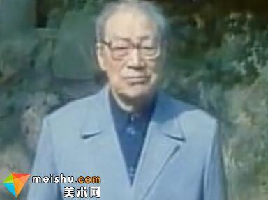 著名书法家沙孟海(上)-二十世纪中国文化名人
