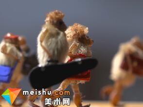 北京毛猴儿-北京市文联艺术品鉴赏2018