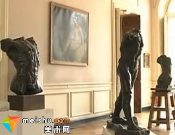 罗丹美术馆-世界美术馆