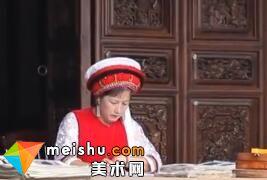针与线的千年穿梭(扎染)-中国范儿