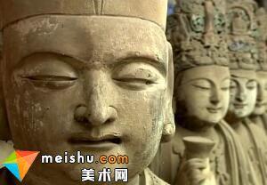 「雕塑」大足时刻(石刻)-世界遗产在中国