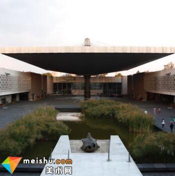 墨西哥人类学博物馆