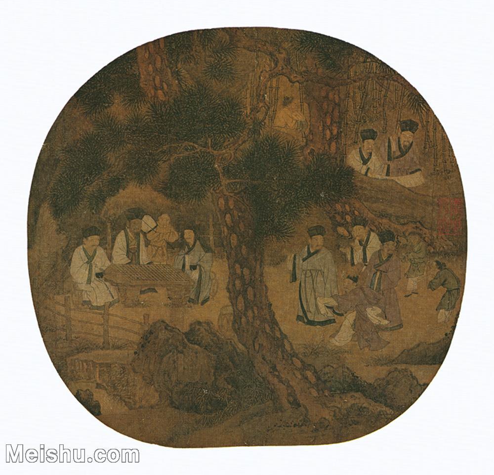 【印刷级】GH6156068古画文会图人物小品图片-43M-3985X3827.jpg