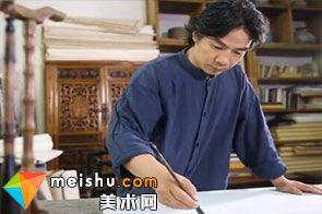 讲述著名书画家买鸿钧-中国艺术大家