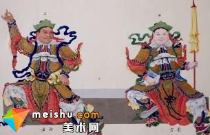 「工艺」我在回流国宝中找到了旧广州(通草画)-中国符号
