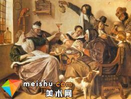 「西方艺术史」17世纪荷兰绘画-西方美术史