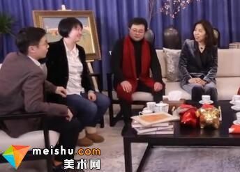 共话新年 品味艺术魅力(张弦)-第一收藏2019