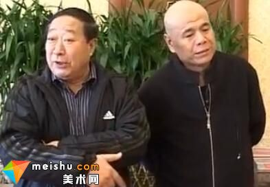 京味儿画家马海方-名家名品(三)