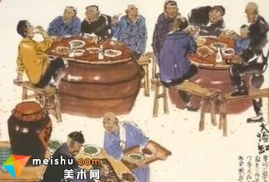 京味儿画家马海方-名家名品(五)