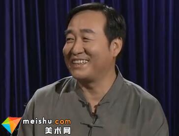 著名画家蔡华立-中国大画家