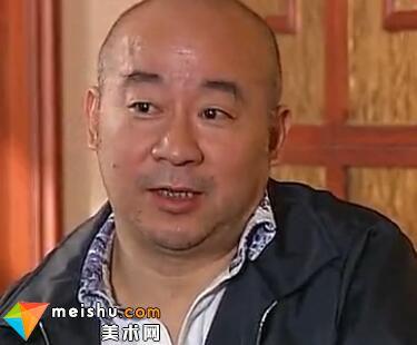 中国国家画院名家风采录范扬-名家名品