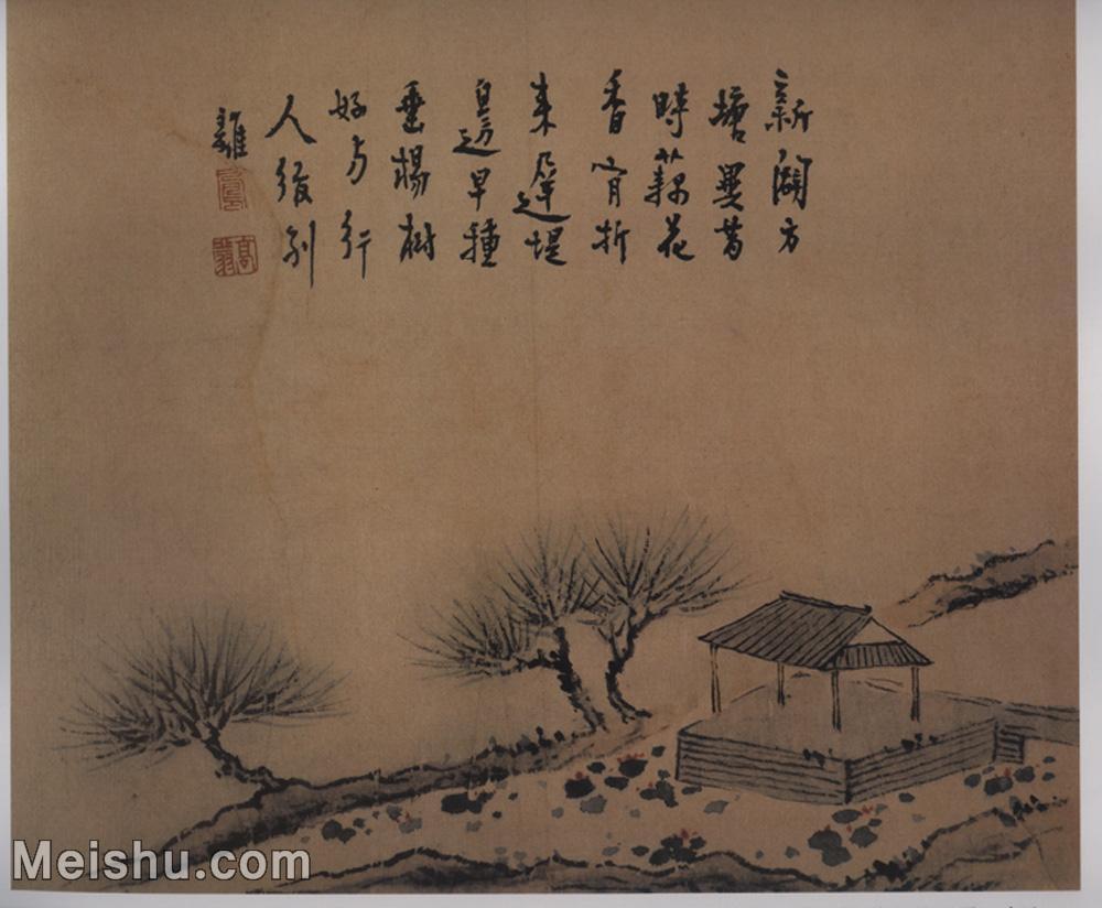 【印刷级】GH6152944古画册页山水清高翔扬州即景图册(质量差图书扫描)4图片-89M-6160X5072.jpg