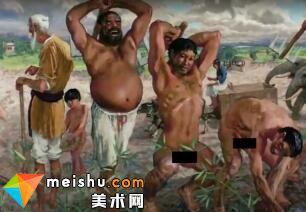 徐悲鸿与吴冠中这对天生冤家-艺本正经