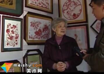 「民俗美术」剪纸-中华绝技