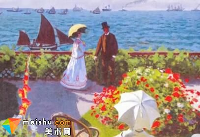 BluScenes画廊博物馆-印象派与后印象派(上)