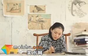 觅归趣 丁鼎(水墨)-第一收藏2019