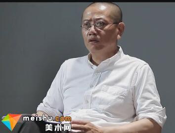 """陈丹青主讲""""非正式魅力""""-局部"""