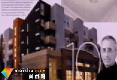 建筑学(大卫贝克)-加州艺术学院公开课