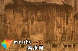 「雕塑」龙门石窟-世界遗产在中国