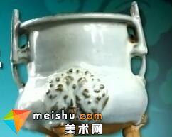 三足瓷炉含堆塑-华豫之门 2011