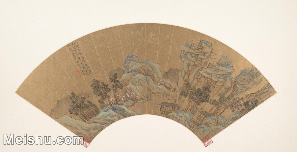 【欣赏级】GH6070380古画山水风景扇面图片-5M-2000X1026.jpg