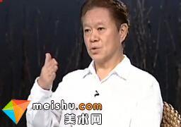 「殷瑗小聚」中国美术史-五代山水画-蒋勋美学